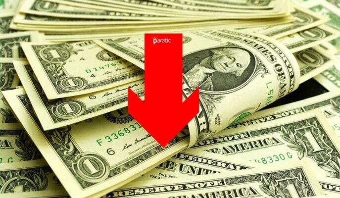 Dolar Kuru %0,5'ten Fazla Düşüşle 8,67'den 8,57'ye Geriledi