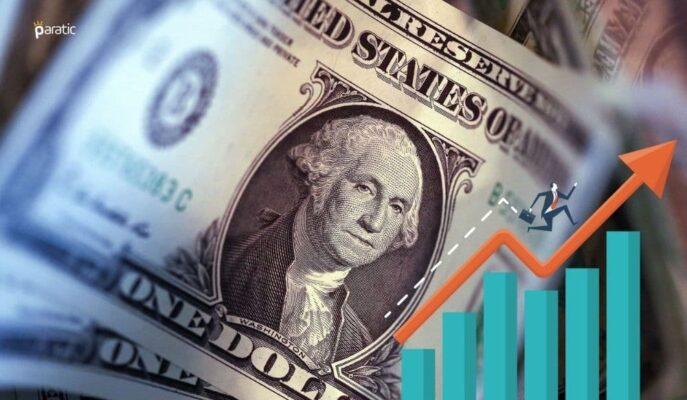 Dolar Kuru TL'deki Negatif Ayrışmayla Yeniden Yükselişe Geçti