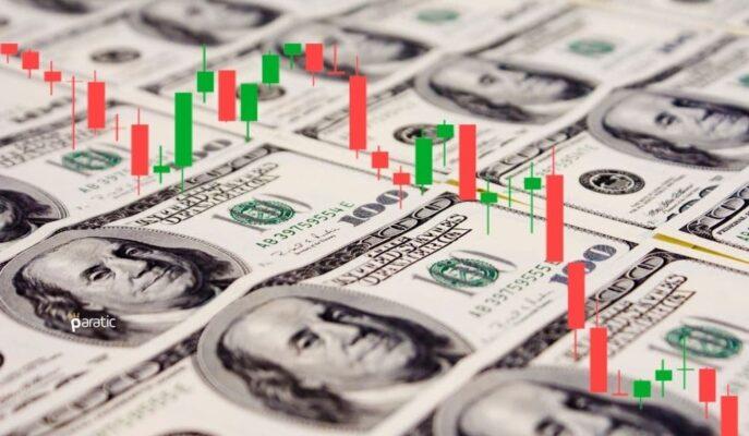 Dolar %18,95 ile Yılın En Yükseğini Gören Enflasyon Sonrası Geriledi