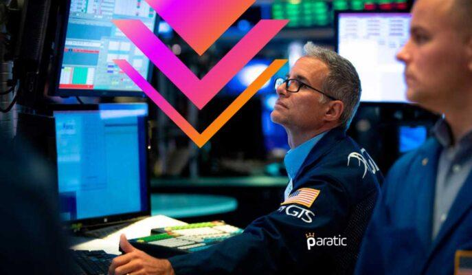 Dow Jones Küresel Büyüme Endişeleriyle Rekordan Geri Çekildi