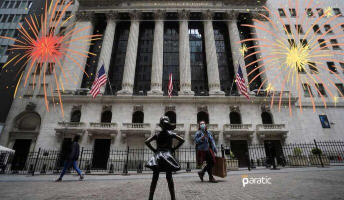 Dow Jones ve S&P 500 Endeksleri Açılış Sonrası Rekor Kırdı
