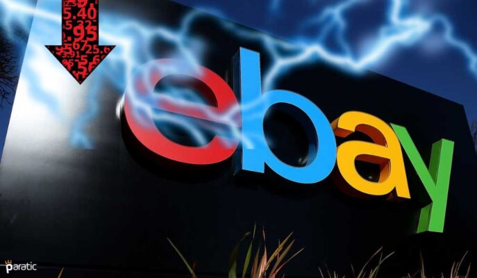 eBay Hisseleri Beklenti Üzeri 2Ç21 Kazancına Rağmen Ekside Açıldı