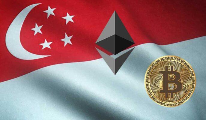 Ethereum'un Popülaritesi Singapur'da Bitcoin'i Geride Bıraktı