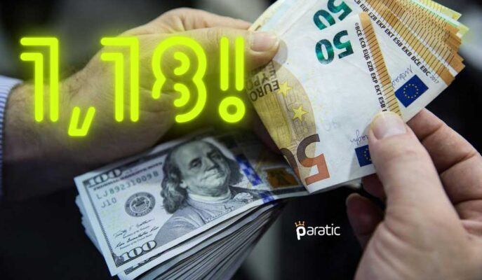 EUR/USD FED Öncülüğündeki İyimserliğini Sürdürerek 1,18 Testleri Yapıyor