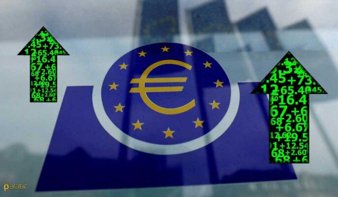 Euro Bölgesi Ekonomisi 2Ç21'de Üç Aylık Bazda %2 Büyüdü