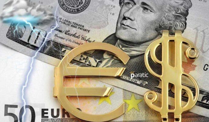Euro, Dolar Karşısında 4 Ayın En Düşük Seviyelerinde Seyrediyor