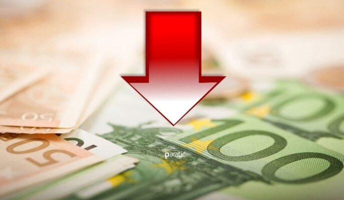 Euro Kuru 9,88 ile 2 Haftanın En Düşük Seviyesine İndi