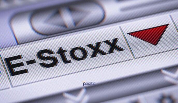 Euro Stoxx 50 Endeksi %2,5 Düşüşle Yıllık Zirveden Uzaklaştı
