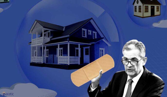 FED'in Yanlış Politikaları Konut Balonu Riski Nedeniyle Eleştirildi