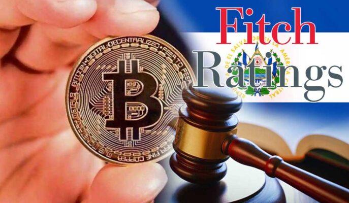 Fitch Ratings, El Salvador'un Bitcoin Yasasındaki Riskleri Değerlendirdi