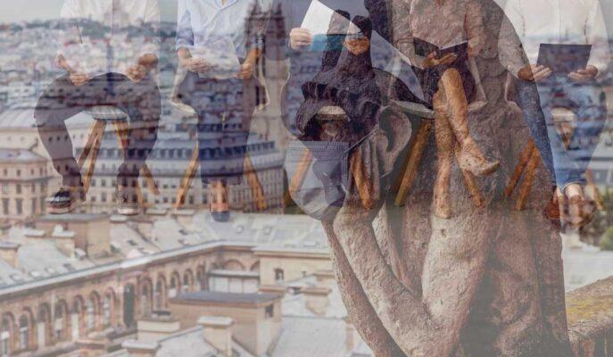 Fransa'nın Düşen İşsizliği Toparlanma için İyiyken Risk İşe Alım Zorlukları