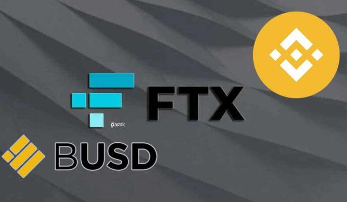 FTX Cüzdanları BSC Ağında BUSD ve BNB Desteğine Kavuşuyor