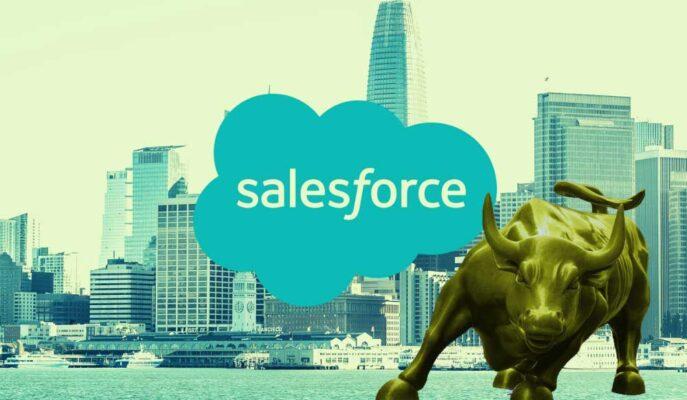 Gelirini %23 Artıran Salesforce Hisseleri Açılış Öncesi %3 Yükseldi