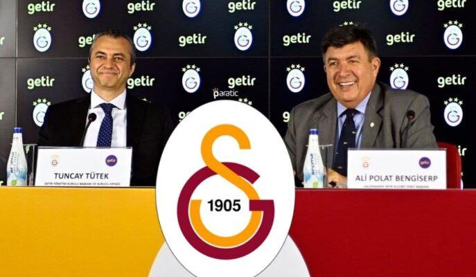 Getir ile Sponsorluk Anlaşması İmzalayan Galatasaray Hisseleri Düşüyor