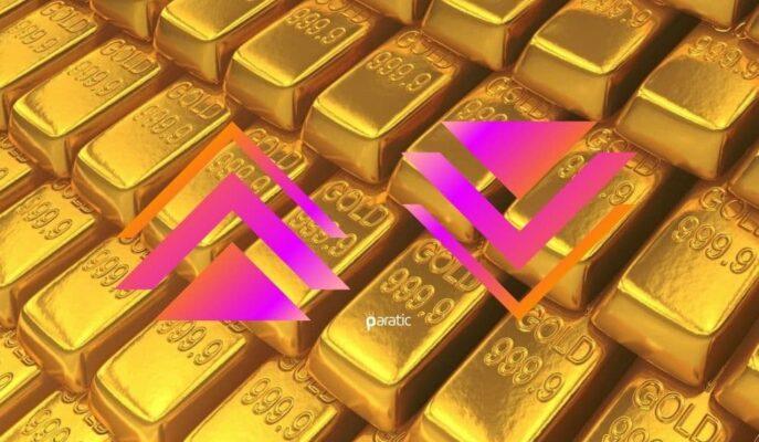 490 TL Sınırında Gezinen Gram Altın Bir Ayda %1 Geriledi