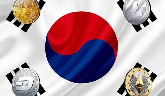 Güney Kore Bankaları Kripto Para İşlem Gelirlerini Artırıyor