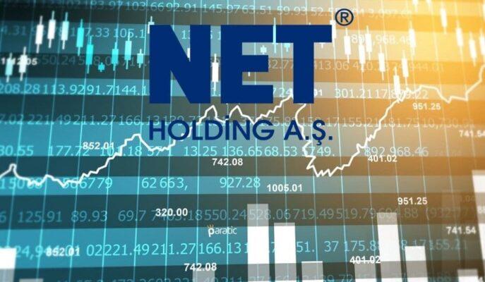 Günlük %2 Eriyen Net Holding Hisseleri Haftalık %5,5 Artıda