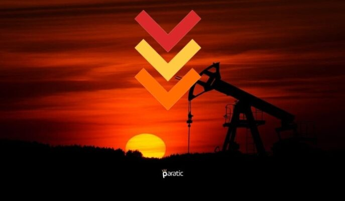 67 Dolardan Dönen Ham Petrol, 21 Temmuz Sonrası En Düşük Seviyede