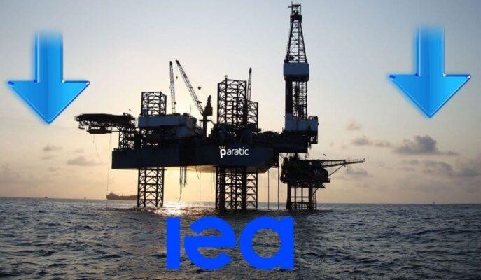 Ham Petrol Küresel Talep Tahminlerinin Düşürülmesiyle %1 Geriledi