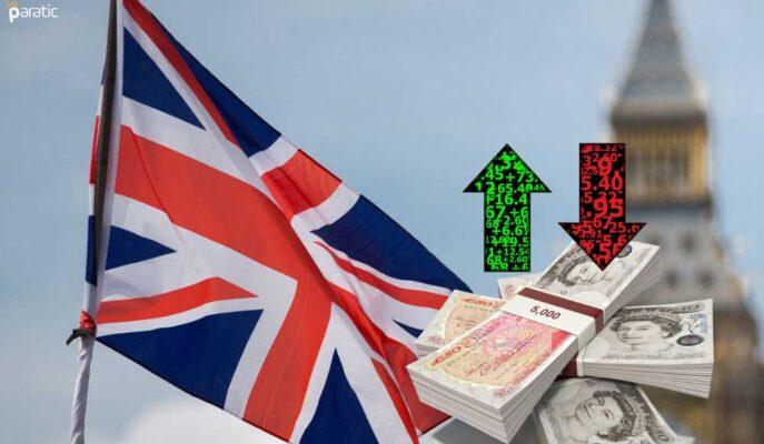 İngiliz Ekonomisindeki %4,8'lik Büyüme Sterlini Dolara Karşı Yükseltemedi