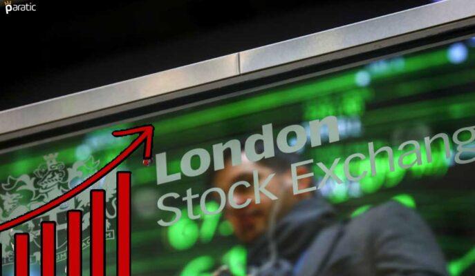 İngiliz FTSE 100 Ekside Dursa da 1,5 Yılın Yükseğine Yakın