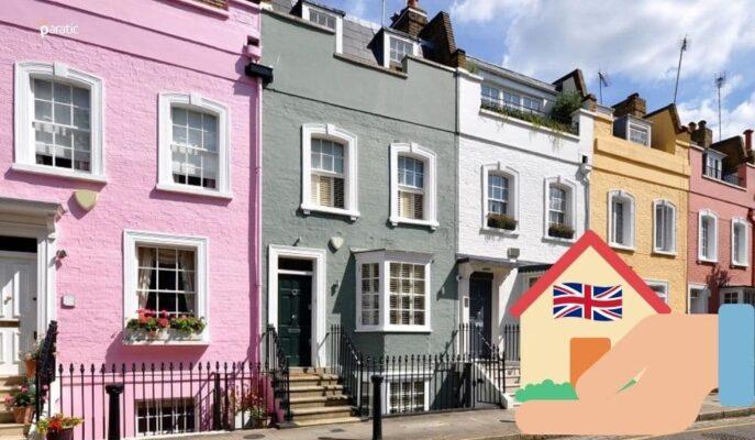 İngiltere Halifax Konut Fiyat Endeksi Temmuz'da Aylık %0,4 Arttı