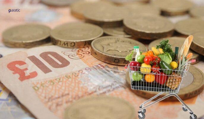 İngiltere'de Yıllık Enflasyon Temmuz'da %2'ye Geriledi