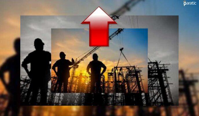 İnşaat Maliyet Endeksi Haziran'da Yıllık %42,48 Arttı