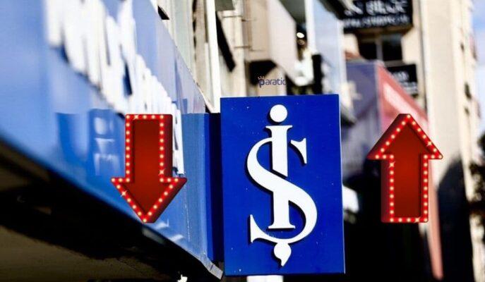 İş Bankası Hisseleri Kesinti Sorunu Etkisiyle Dalgalı Seyrediyor