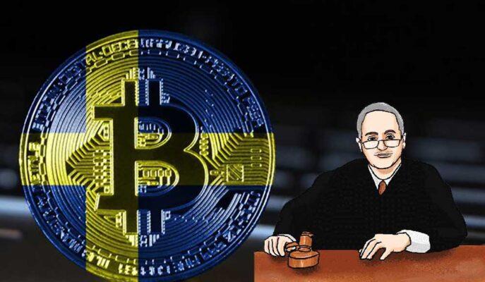 İsveç'te Hükümet Uyuşturucu Satıcısına 1.5 Milyon Dolar Bitcoin Ödeyecek