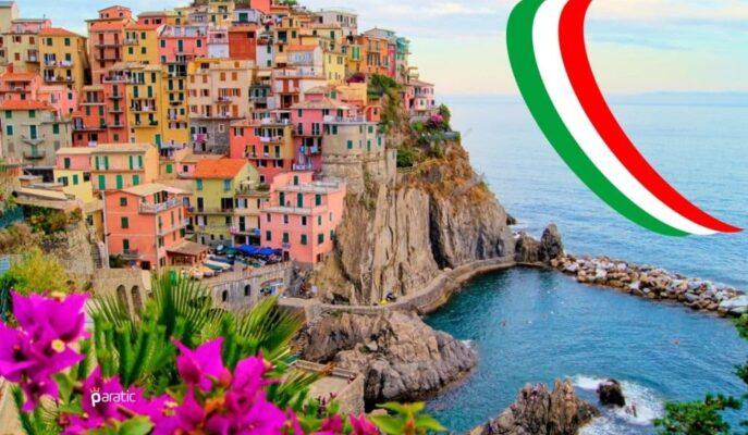 İtalya'da GSYİH 2Ç21'de %17,3 Oranında Büyüdü