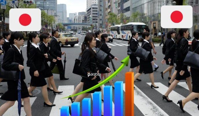 Japon Borsa Endeksleri %2,8'e Gerileyen İşsizlik Verisiyle Yükseldi