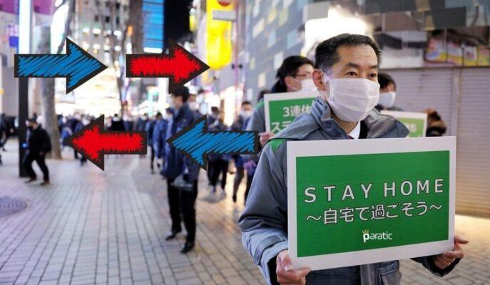 Japonya Piyasaları Covid-19'la Mücadelede OHAL'in Genişletilmesi Kararını İzliyor
