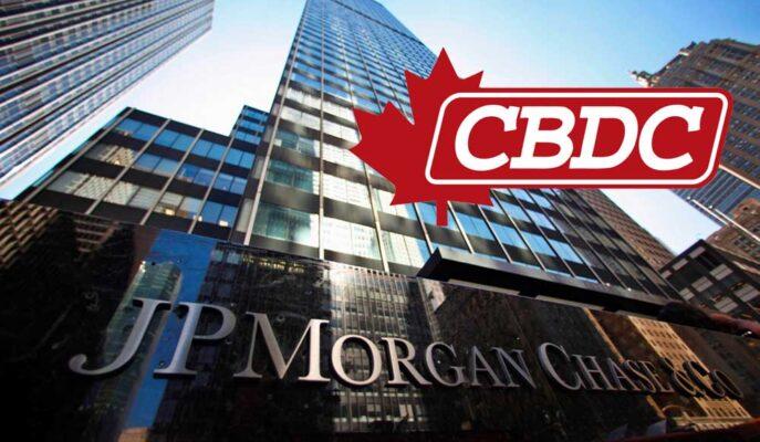 JPMorgan, CBDC'lerin Finansal Sistem ile Uyumlu Olması Gerektiğini Söyledi