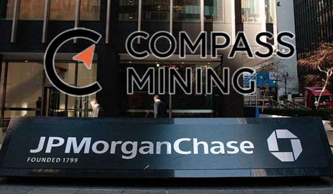 JPMorgan'ın Madencilik Şirketi Compas Mining'in Hesaplarını Kapattığı İddia Edildi