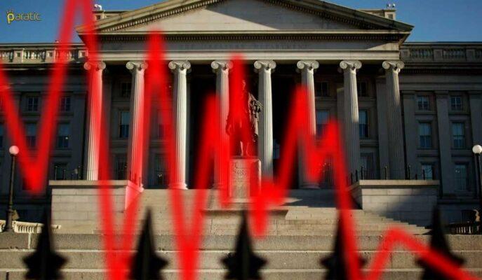 Kayıplarını Genişleten ABD Hazine Getirisi 5 Günde %13'e Yakın Düştü