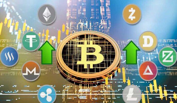 Kripto Para Piyasasının Değeri 2.2 Trilyon Dolara Yaklaştı