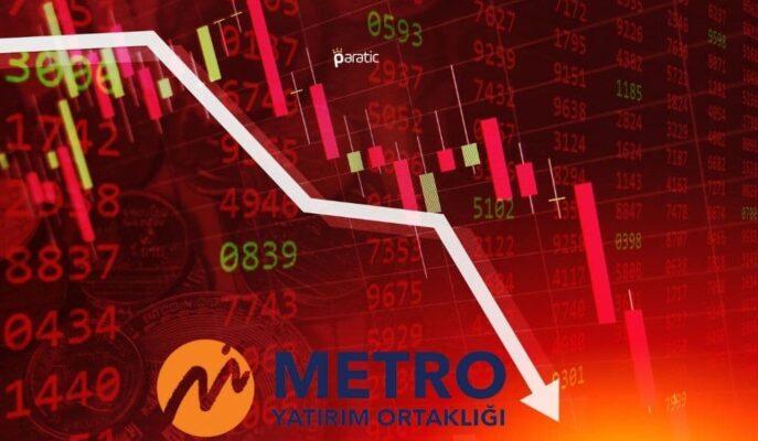 Metro Yatırım 32. Haftaya Ait Raporunu Yayımlarken, Hisseler Ekside