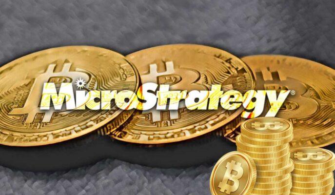 MicroStrategy Portföyüne 177 Milyon Dolarlık Bitcoin Ekledi