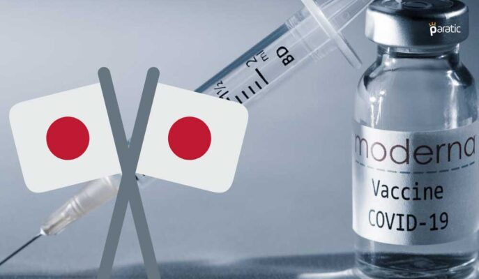 Moderna Hisseleri Japonya'nın Aşı Kararıyla Kayıplarını Genişletiyor