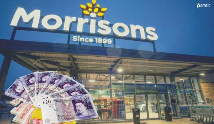 Morrisons Hisseleri 7 Milyar Sterlin Değerinde Teklifle Fırladı