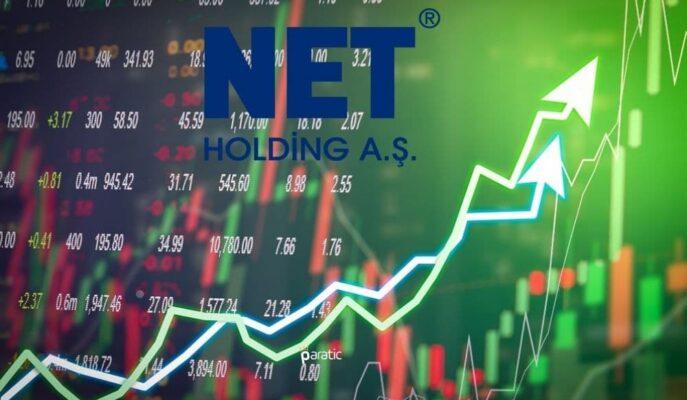 Ağustos'un En Yükseğine Çıkan Net Holding Hisseleri Aylık %21 Arttı