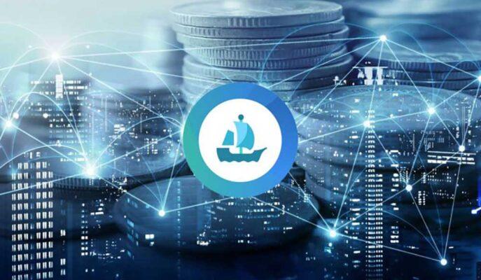 NFT Platformu OpenSea'de Son Bir Ayda 1 Milyar Doların Üzerinde İşlem Gerçekleşti