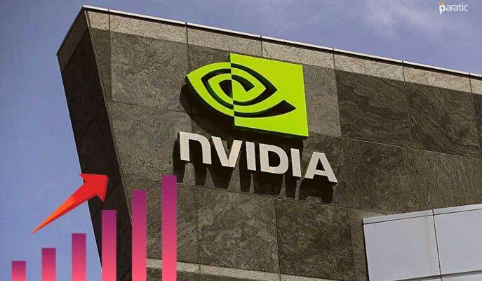 Nvidia Hisseleri Güçlü Çeyreklik Kazançla Pozitif Açılışa İlerliyor
