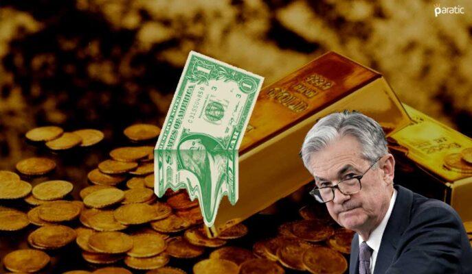 Ons Altın Dolar Rallisinin Durması ve FED Bekleyişiyle Güçleniyor