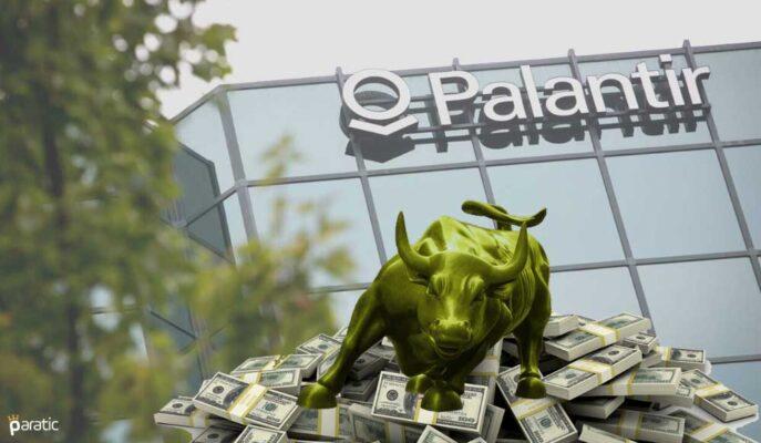 Palantir Technologies Gelirini %49 Artırırken Hisseler %13 Yükseldi