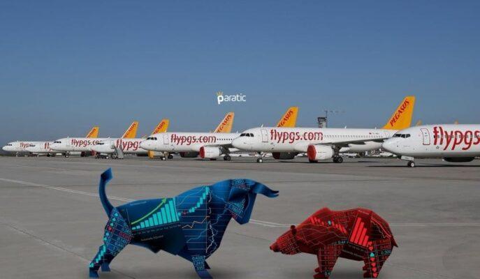 Pegasus Hisseleri %2'ye Yakın Artışla Cuma Günkü Kayıplarını Siliyor