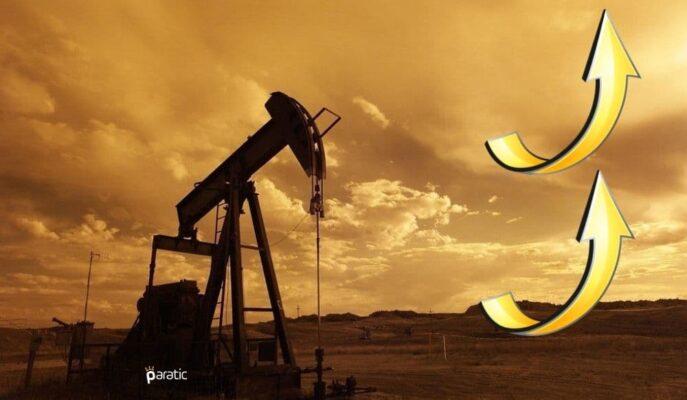 69 Doları Aşan Petrol Haftayı %11 Artıda Bitirmeye Hazırlanıyor