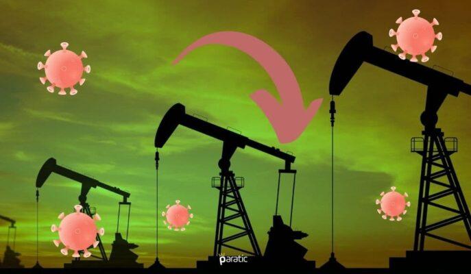 Petrolde Belirsizlik Sürüyor, Fiyatlar Artan Delta Varyantıyla %1 Ekside