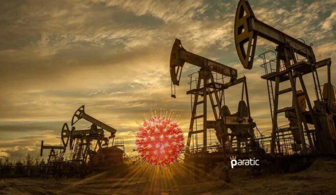 Petrol Yeniden Artan Covid-19 Endişeleriyle %4 Civarında Geriliyor